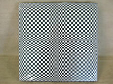 Vintage Op Art 1966 Springbok COLOR MOTION JIGSAW PUZZLE Edna Andrade NEW