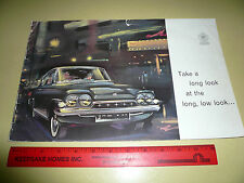 English Ford Consul Classic 315 Prestige Sales Brochure -- Vintage --