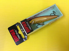 Rapala Original Floating F-7 GALB, Golden Alburnus Color Lure, NIB.