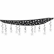"Huge ""Raining Stars"" Ceiling Runner/Graduation Party Decorations/New Years Eve"