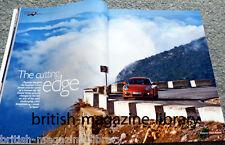 Evo Magazine Issue 127 - Porsche Cayman S - Lotus Europa - Megane R26.R