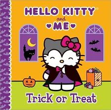Trick or Treat: Hello Kitty & Me (Hello Kitty and Me) by Sanrio