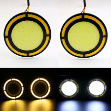 LED 12V COB Strip Lamp Fog Car Daytimes Running Lights 30W Waterproof L0