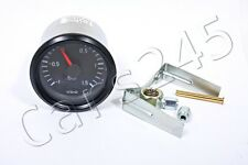 VDO Mechanical Boost Vacuum Gauge -1 +1.5 BAR 52mm 12V 150-035-001G