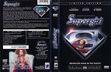 Supergirl (DVD, 2000 2-Disc Set, Limited Edition) RARE MINT W / BOOKLET #24907