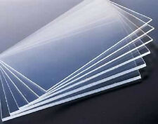 "48"" x 96"" (4ftx8ft) 4.5mm Thick Clear Acrylic Sheet - PLEXIGLASS SHEET (Nominal)"