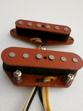 Telecaster COIL TAP MIXED A2/A5 HOT Pickups SET Custom Hand Wound Fits Fender