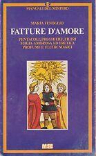 (Maria Fenoglio) Fattura d'amore 1982 Manuali del mistero  MEB