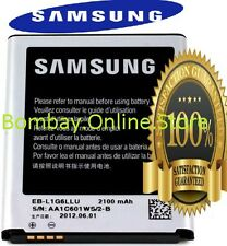 ORIGINAL SAMSUNG BATTERY FOR GALAXY S3 S III i9300 EB-L1G6LLU 2100mah