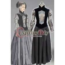 Movie Star Wars Padme Naberrie Amidala Dress Adult Women's Halloween Costume