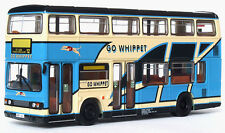 # 28821 EFE Leyland Titan Dual Door Double Deck Bus Whippet Coaches 1:76 Diecast