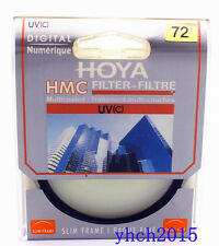 HOYA 72mm Slim MC Multi-Coated Filter Lenses for Canon Nikon Sony HMC UV(C) Lens