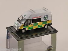 FORD TRANSIT Lomond Mountain Rescue Ambulance 1/76 scale model OXFORD DIECAST