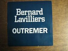 BERNARD LAVILLIERS 45 TOURS FRANCE PROMO OUTREMER