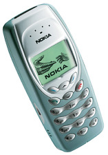 BRAND NEW NOKIA 3410 BASIC UNLOCKED PHONE GENUINE NOT A REFURB