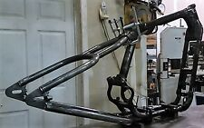 "'04-up Harley XL/Sportster Weld-on Rigid Frame Hardtail, 4"" Stretch, 200 Width"