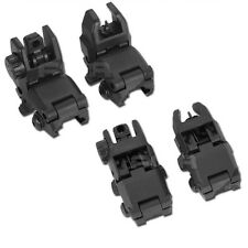 FMA FRONT / BACK SIGHT MBUS BK TB26 - AIRSOFT SIGHT FLIP UP M4 FBUS BLACK