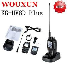 WOUXUN KG-UV8D Plus Interphone UV Dual-band Duplex Repeater Dual Display P7K9