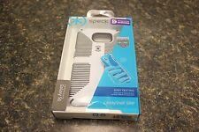 NEW!!! Speck Candyshell Grip Case for Samsung Galaxy S6 WHITE 106953-1 (J) [#4]