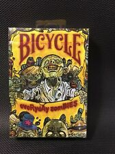 Bicycle Every Day Zombie Standard Poker Playing Cards - 1 Sealed Deck