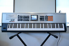 Roland Fantom X8 88-Key Sampling Workstation Keyboard Synthesizer Ver 2.01