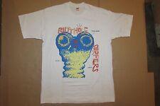 BUTTHOLE SURFERS independant worm saloon 1993 tour VINTAGE ORIGINAL ROCK T-SHIRT