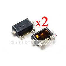 2X Sony Xperia Arc LT15a LT15i LT18i USB Charger Charging Port Dock Connector US