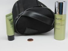 DIOR SET 3 HIGHER ENERGY DEODORANT 50ml/1.7ozSpray+TRAVEL AFTER SHAVE BALM