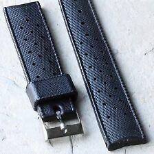 SUB brand 18mm old divers watch band NOS 1960s/70s Tropic type 27 sold on EBAY