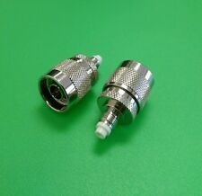 (1 PC) FME Female to N Male Connector - USA Seller
