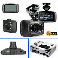 DashCam 1080P CAR DVR Dash Cam Video Camera Recorder G-Sensor GS8000L+HDMI