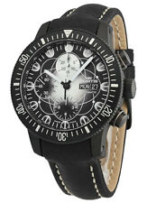 "Fortis Limited Art Edition ""Planet"" Automatic Chronograph 638.28.17 L.01"