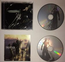 Final Fantasy VII Advent Children Original Soundtrack Fantastic Condition