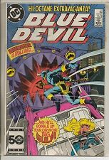DC Comics Blue Devil #21 February 1986 NM-