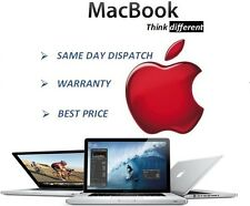 "Apple MacBook Pro 15.4"" A1286 core i7 2.6GHZ 4GB 500GB garantie Yosemite grade b"