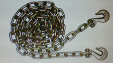 """USA BA Products G70 """"x 10 '1/2  Tie Down Chains 11A-12G710 Flatbed Binder Tow"""