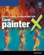 Digital Painting Fundamentals with Corel Painter X-ExLibrary