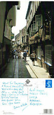 1990's THE SHAMBLES YORK YORKSHIRE COLOUR POSTCARD