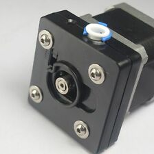 Reprap UM2 Ultimaker 2 bowden extruder for 3 mm filament POM injection molding