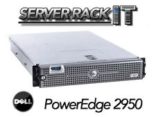 Dell PowerEdge 2950 6x 300GB SAS 32Gb Windows 2012 R2 SQL 2014 no CAL's Req
