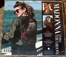 "MADONNA ANGEL INTO THE GROOVE MADE IN USA  MAXI EP 12"" VINYL US 1985"