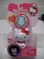 HELLO KITTY Sparkle Glow FLASHLIGHT Charm Lite*Press Head and it GLOWs~FREE SHIP