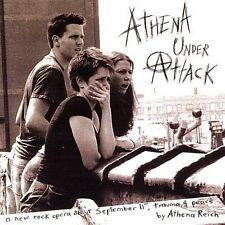 Athena Under Attack by Athena Reich (CD, Sep-2003, Mighty Thighs Productions)