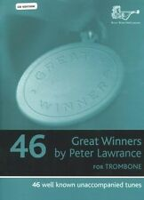 Great Winners for Trombone - Bass Clef - Book/CD - Same Day P+P