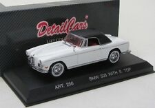 BMW 503 Cabrio Soft Top ( 1959 ) weiss / Detailcars 1:43