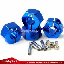 1/10 RC alloy Wheel Hub Clamp Type 7mm-12mm F Tamiya HPI HSP buggy drift racing