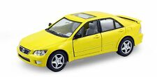 "Kinsmart Lexus IS 300 sedan 1:36 scale 5"" diecast model car Yellow K99"