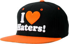 Snapback I Love Haters Cap Blogger Last Kings Obey Tisa Dope YMCMB Supreme New