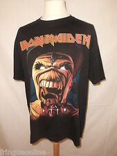 T. shirt Hard Rock Heavy Métal IRON MAIDEN Taille XL