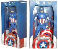 Avengers CAPTAIN AMERICA 1/4 scale movie figure~statue~NECA~Reel Toys~NIB